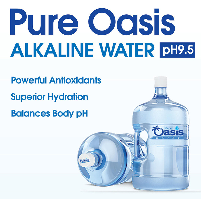 Pure Oasis Water Water Delivery In Santa Clarita And